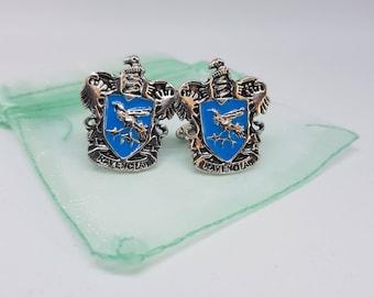 Ravenclaw Crest Cufflinks