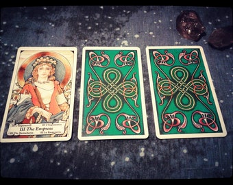 Same Day In Depth Specific Three Card Spread Tarot Reading