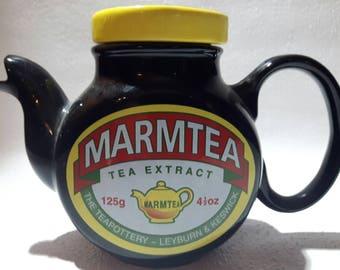 Marmtea Marmite Inspired 10oz Teapot