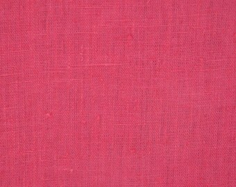 washed linen pink 280g