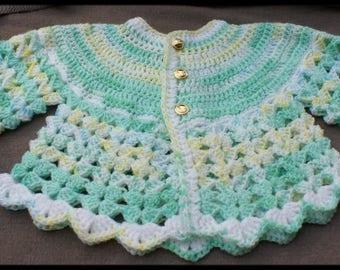 sea green, yellow and white bra