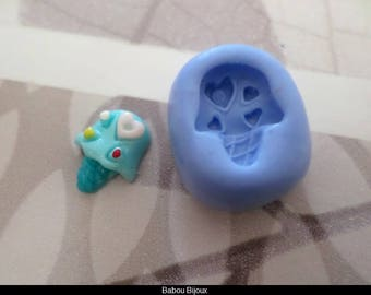 Mini mold ice 1 cm by 7mm