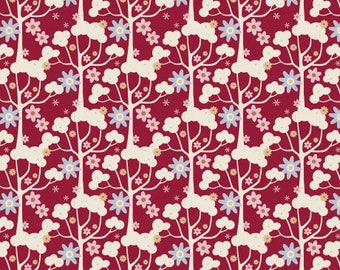 Novelty Wildgarden Tilda fabric