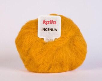 INGENUA yarn - color (16) Katia Katia - ball 50 GR