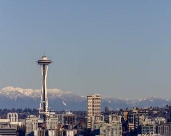 Seattle Winter Day