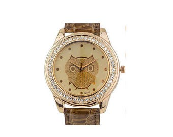1 watch dial rhinestones with battery accessory 40mm within 15 days