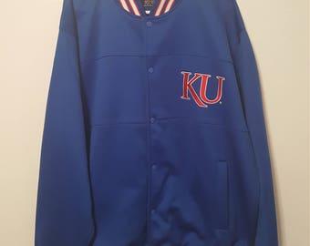 KU University of Kansas jacket