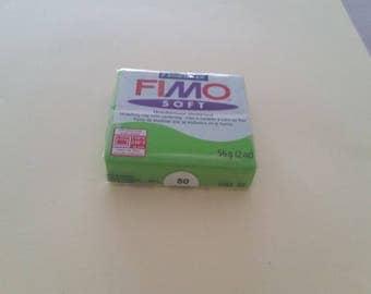 Fimo soft Apple green