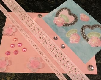Kit scrapbooking shabby chic