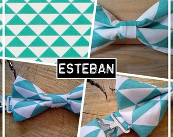 "Collection ""ESTEBAN"" bow tie adult-teen-child-baby"