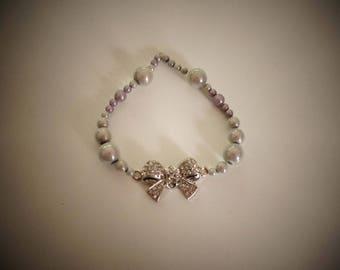 Magical beaded - romantic bracelet