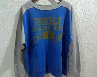 Preble Athletic. Dept. (Cheswick by Sugar Cane) Sweatshirt