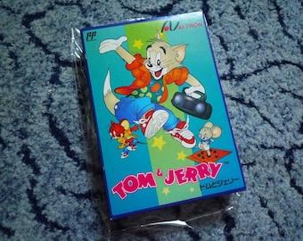 Tom & Jerry - Famicom Nintendo Japan fc game