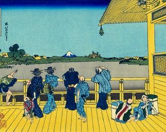 Room Sazai - Temple of the five hundred Rakan - Sazai hall - Temple of Five Hundred Rakan-
