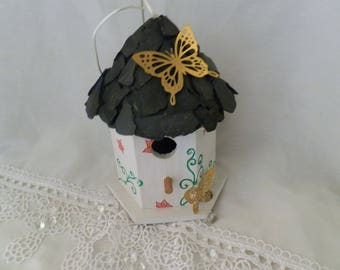 "Pretty little lantern ""Fairy House"""