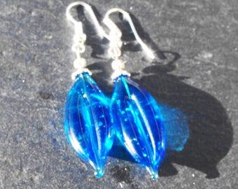 BCL.2505 Murano glass earrings