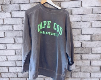 cape cod crewneck