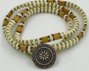 Wrap Bracelet/Necklace