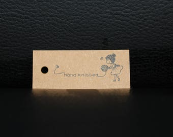 Set of 5 cardboard / Dimension: 48x20mm