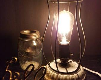 Rustic | Industrial Table Lamp