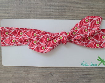 Baby cotton headband