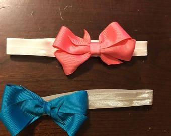 Spiky Bow Headband