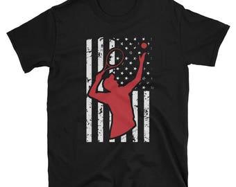 Tennis Shirt   Tennis Player T-Shirt Tennis Gift