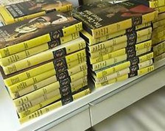 Nancy Drew Books 1-51 from 60s