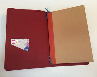 Washable kraft paper book cover 水洗牛皮紙簿套
