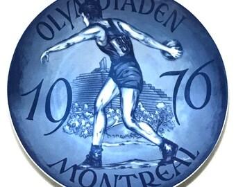 Scandinavian European Vintage item.  Olympic Games. Montreal 1976