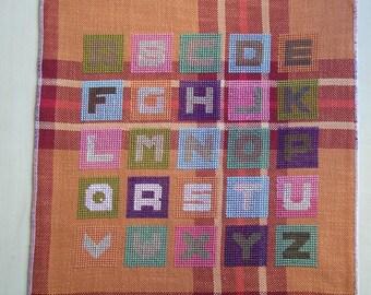 Multicolor embroidery primer
