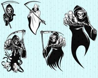 Dead Skeleton SVG, Dead Skeleton Clip Arts, Skeleton Silhouette, SVG File, Dead Skeleton File Cut, Skulls Svg Bundle, Dead Skeleton Download