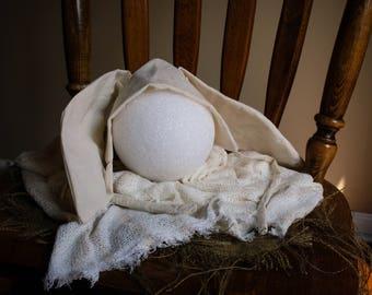 Cotton Animal Bonnets