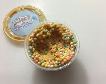Banana Cream Pie w/ Sprinkles