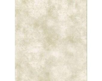 faux patchwork plain beige PuTTY 112/264318 fabric