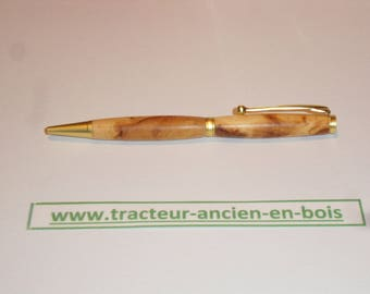 PEN in olive root