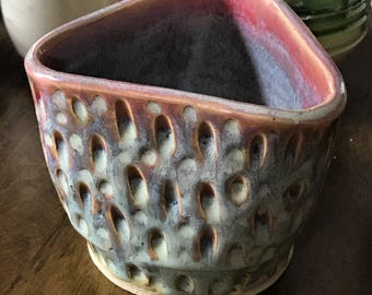Triangle Succulent Pot