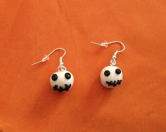 Halloween Mr. Jack earrings