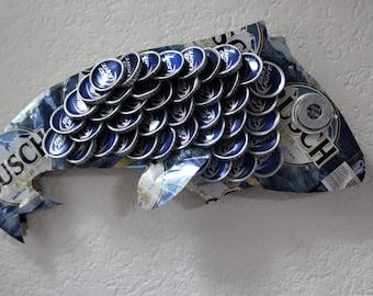 Busch Bottle Cap Fish