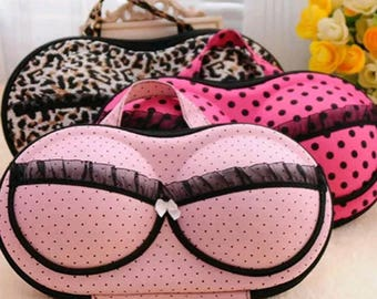 Bra Lingerie Underwear Travel Case/Storage box/bag/ Organiser
