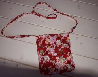 Child small cotton bag.