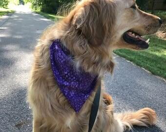 Custom dog bandanas