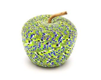 Recycled Paper Apple Box