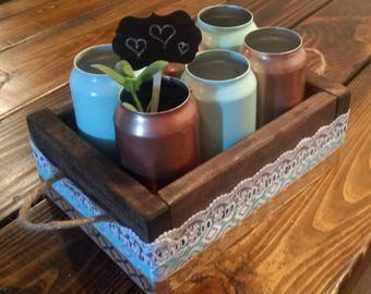 Decorative Indoor Planter