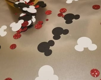 Mickey Mouse Party Themed Confetti