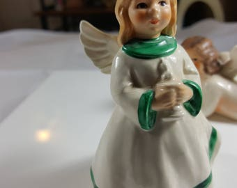 Goebel Angel Porcelin Glazed Finish