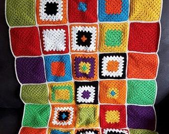 Crib blanket, baby