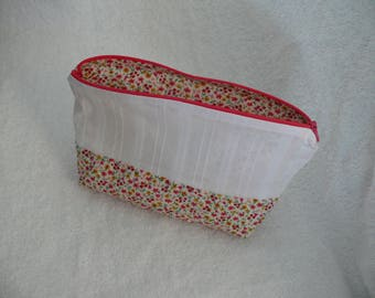 Small pouch, fabric