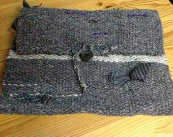 Handwoven IPad case