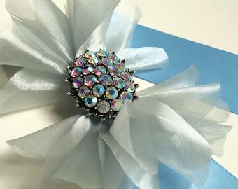 Evening or wedding bracelet